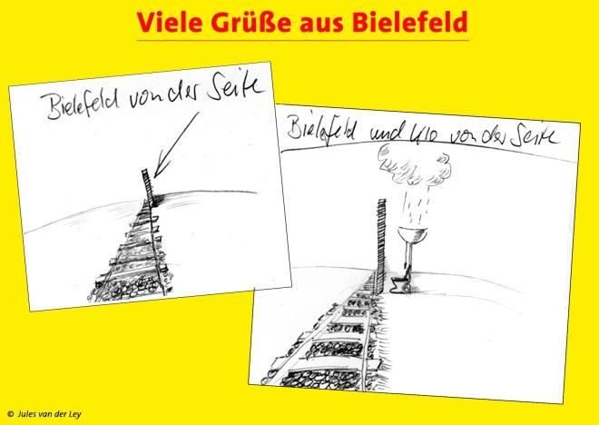 Gruß aus Bielefeld Kopie