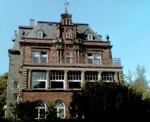 Pataphysisches Institut - Foto: JvdL