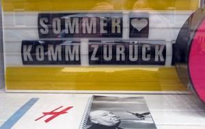 Das Fenster zum Sommer - Foto: Trithemius