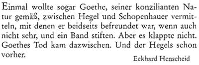 aus: Geh mir aus der Sonne, Stuttgart 2001