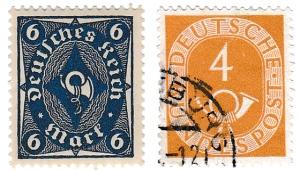 posthorn-marken